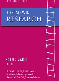 First steps inresearch