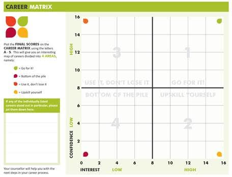 Maree Career Matrix (MCM)
